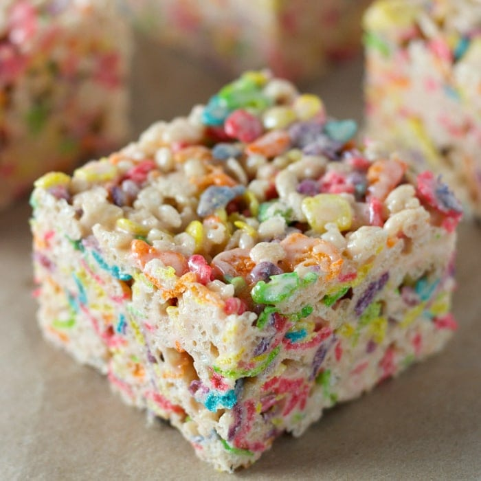 29 Amazing Rice Krispie Recipes Butter With A Side Of Bread