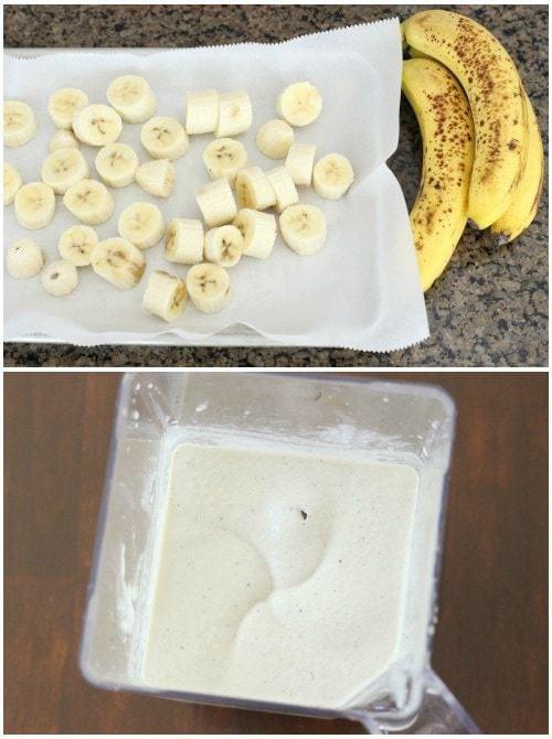 Banana Split Milkshakes - Butter With A Side of Bread