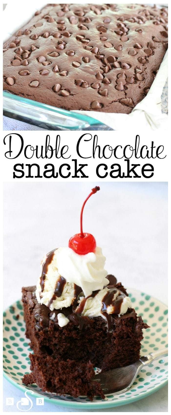 Cake Mix Sour Cream Chocolate Chips
