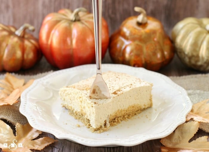 Skinny Pumpkin Cheesecake - Butter With A Side of Bread