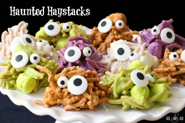 Haunted Haystacks - Butter With A Side of Bread