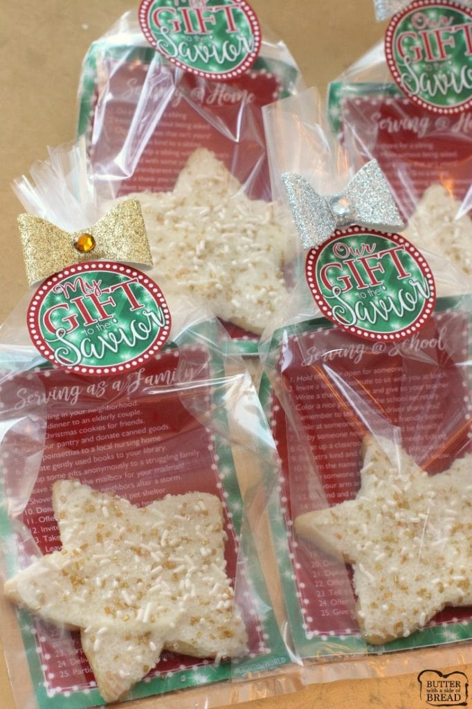 Bright & Sparkly Vanilla Shortbread Cookies - Butter With A Side of ...