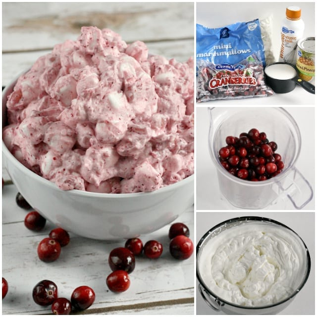 Creamy Cranberry Salad - Butter With a Side of Bread