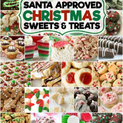 SANTA APPROVED CHRISTMAS DESSERTS