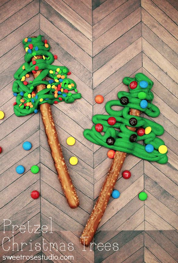 pretzel-trees