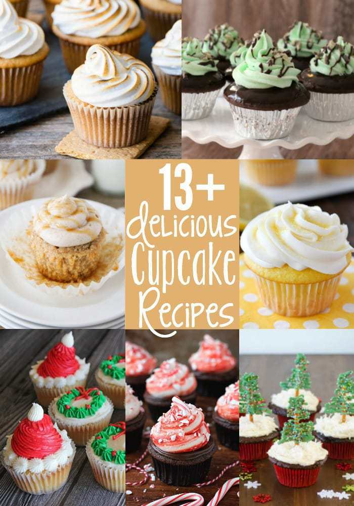 cupcake-recipes-collage