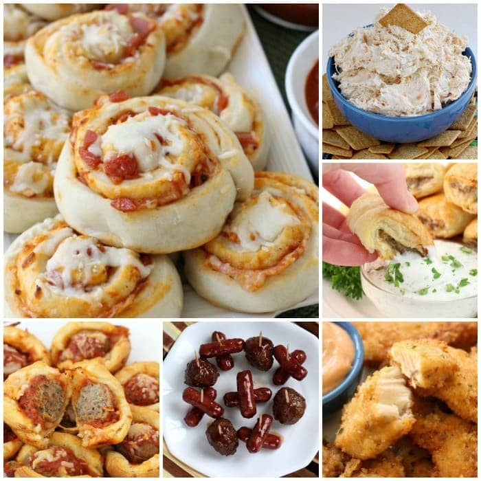 Best Easy Appetizer Recipes