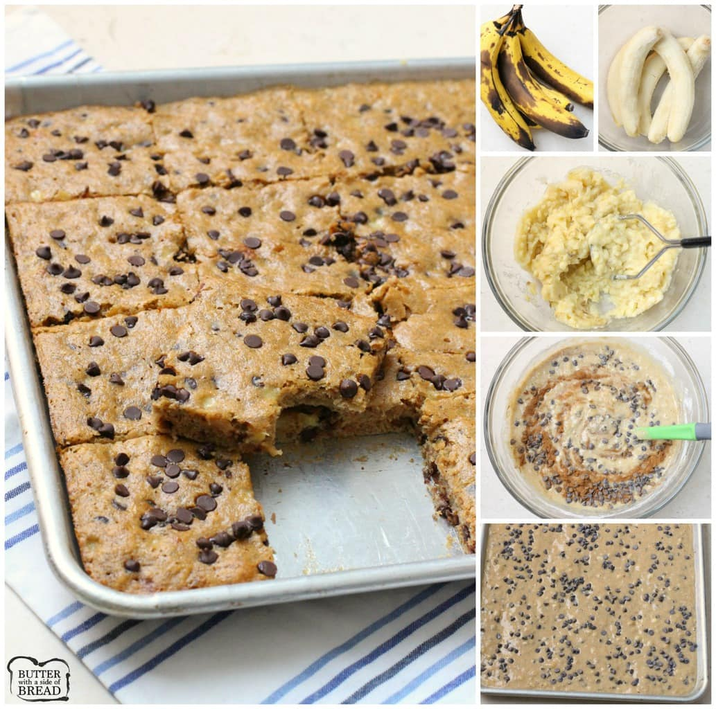 Bananas gone brown? Don't worry, you can put overripe bananas to use with some tasty banana recipes—everything from banana bread to banana cream pie and so so much more.