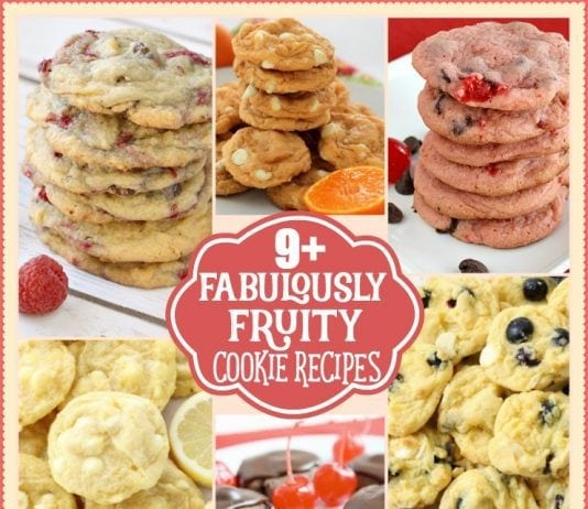 Fabulously Fruity Cookie Recipes - Butter With A Side of Bread