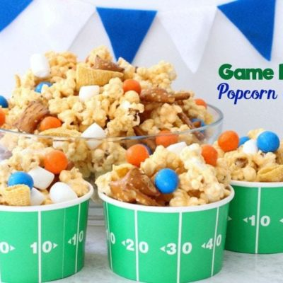 GAMEDAY POPCORN MIX