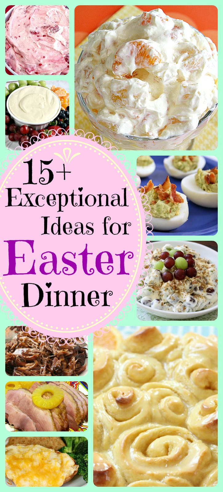 15 exceptional easter dinner recipes butter with a side