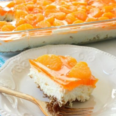 Tropical Jello Pretzel Salad - Butter With A Side of Bread