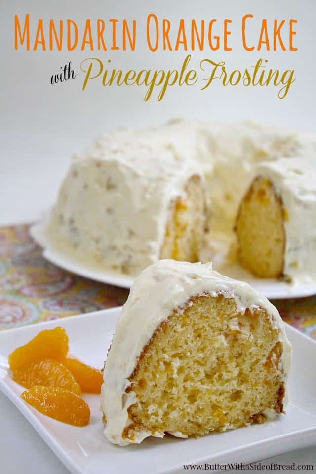 mandarin orange cake mandarin orange cake with pineapple frosting butter with 5690