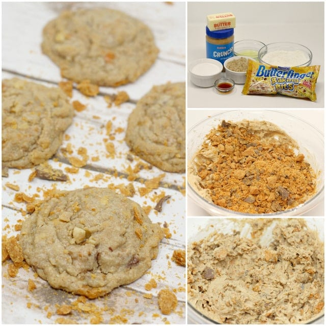 PEANUT BUTTER BUTTERFINGER COOKIES - Butter with a Side of ...
