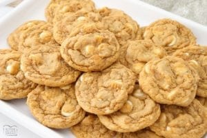 Pumpkin Pudding Cookies are soft, sweet & pumpkin spiced with pudding mix for the best flavor & texture. Easiest pumpkin cookies ever!