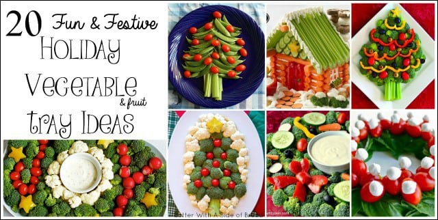 Image result for holiday vegetables