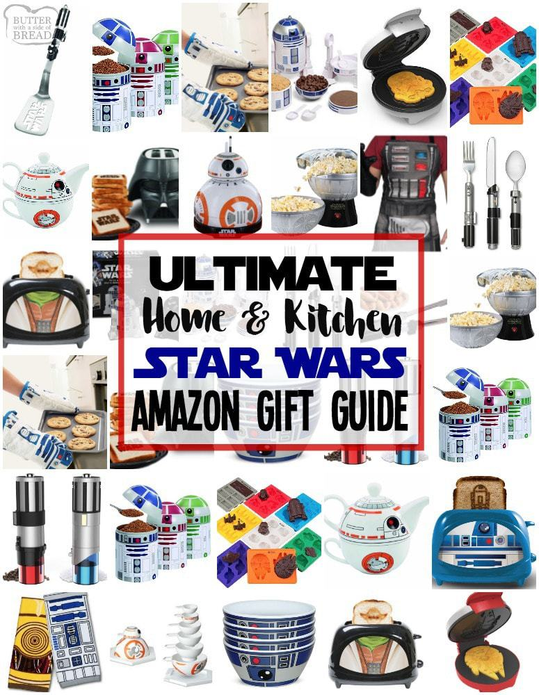 Best Star Wars Gifts On Amazon For The Home U0026 Kitchen! Find The Perfect  Home And Kitchen Star Wars Gift On Amazon For The Ultimate Fan.