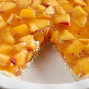 Easy Peach Pie 10