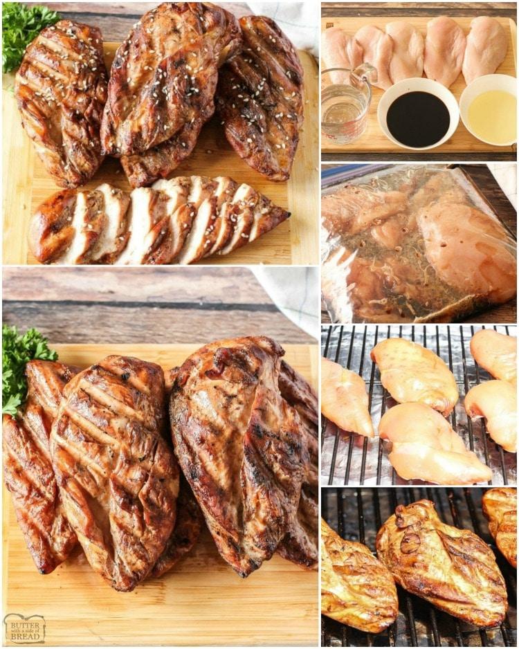 how to make teriyaki chicken easy