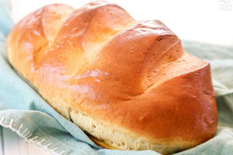 homemade pan bread