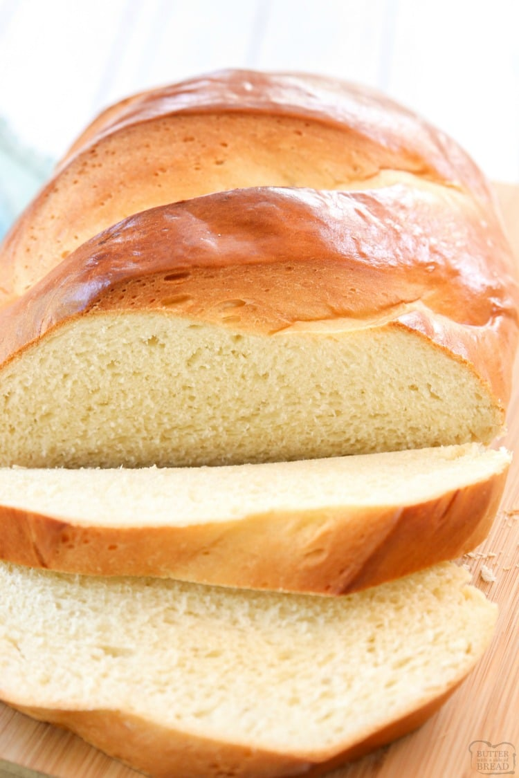 homemade soft french country bread recipe