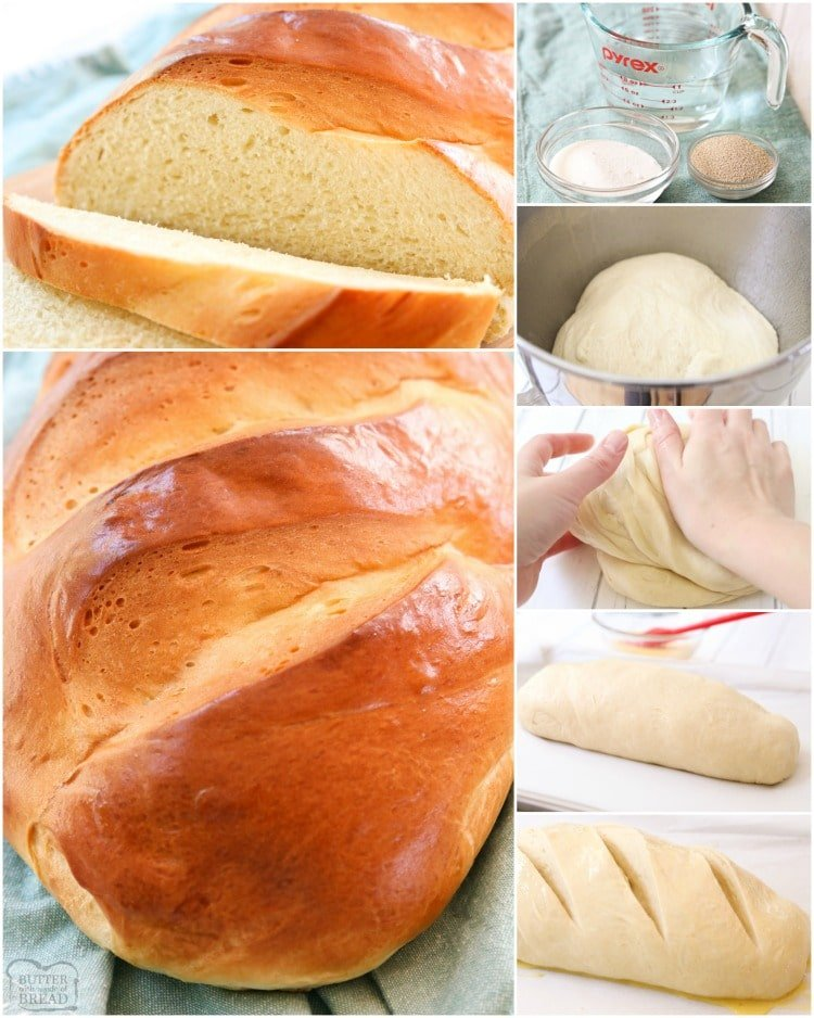 How to make homemade french bread