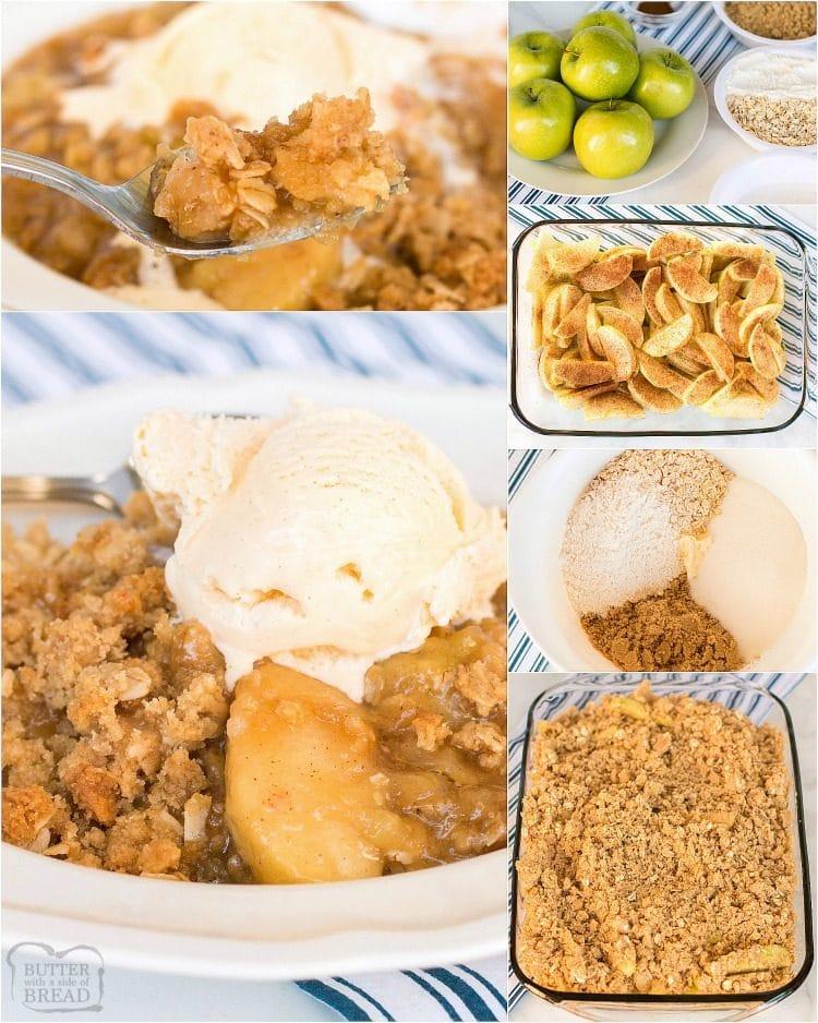 How to Make Best Apple Crisp Recipe