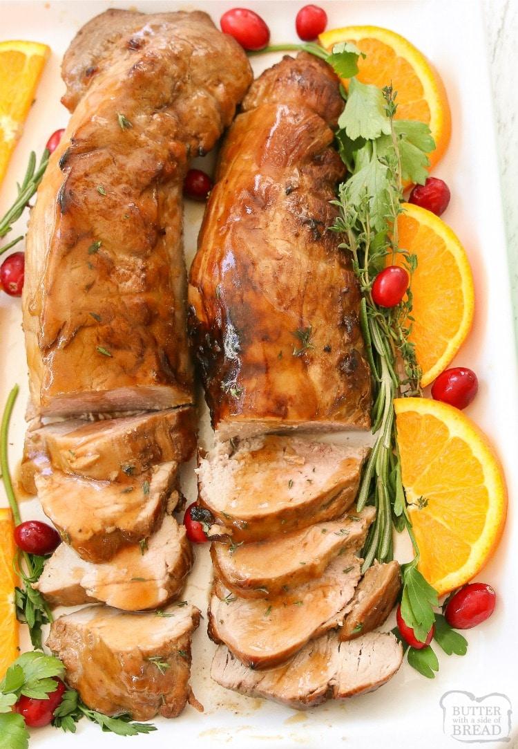 pork tenderloin marinade recipe