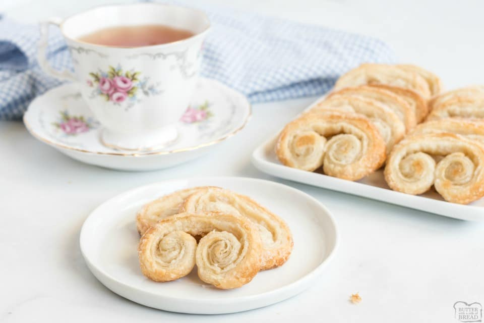 elephant ear french pastries