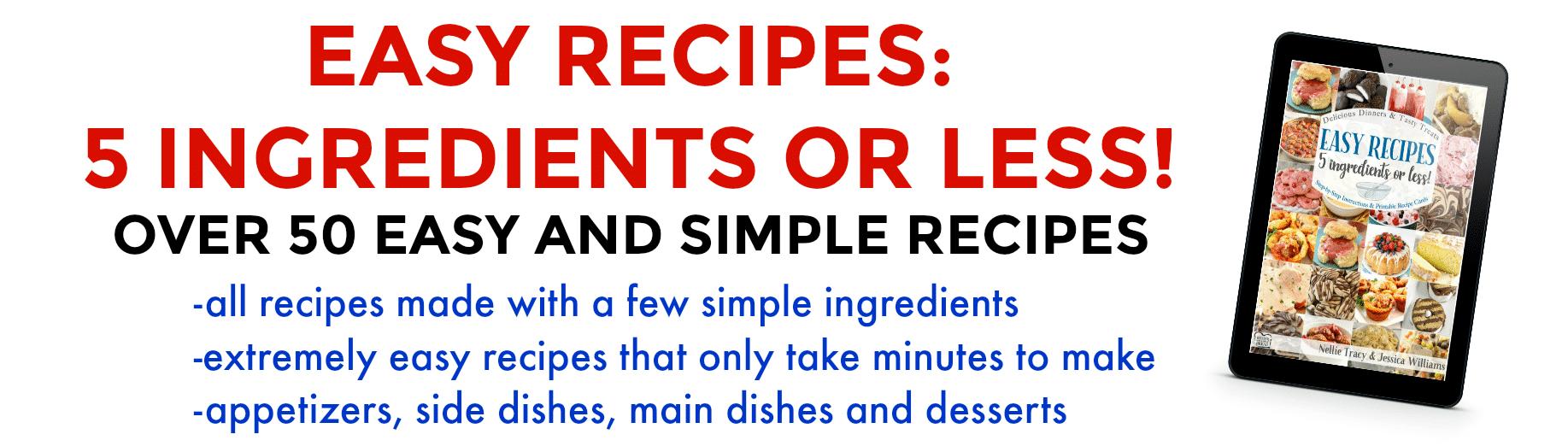 Easy Recipes Details