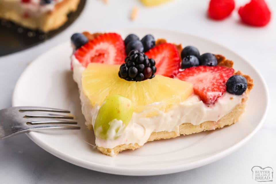 Slice, serve and enjoy!